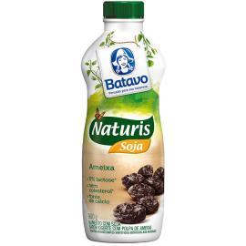 Alimento de soja Batavo Naturis iogurte de ameixa líquido 900ml