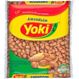 Amendoim Yoki branco 500g