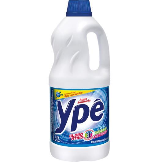 Água sanitária Ypê 2L - Imagem em destaque