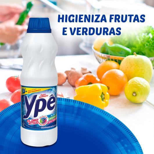 Água Sanitária Ypê 1 L - Imagem em destaque