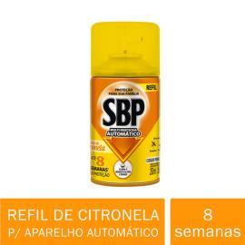 Inseticida SBP multi-Inseticida óleo citronela refil 250ml
