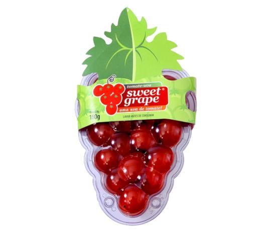 Tomate uva sweet grape Jacarei 180 g - Imagem em destaque