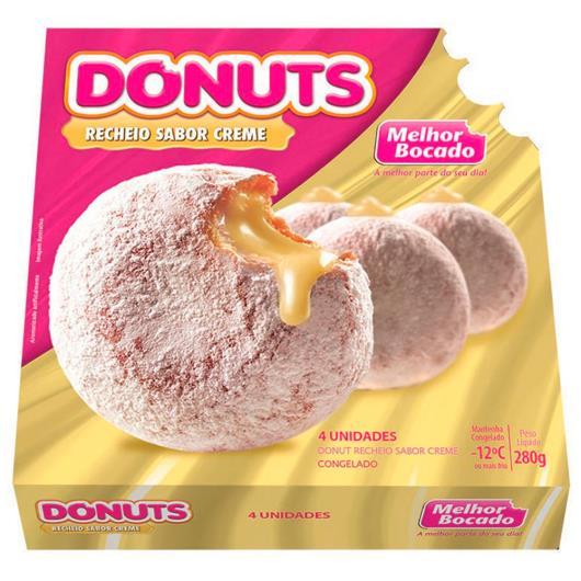 Donuts sabor creme  Melhor Bocado 280 g - Imagem em destaque