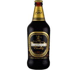 Cerveja Therezópolis Ebenholz garrafa 600ml