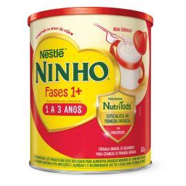 Composto lácteo Ninho Fases 1+  lata 800g