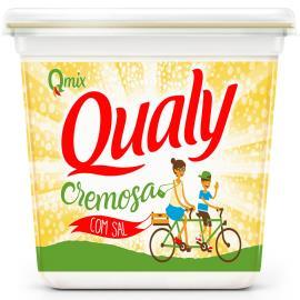 Margarina Vegetal Qualy Com Sal 500g