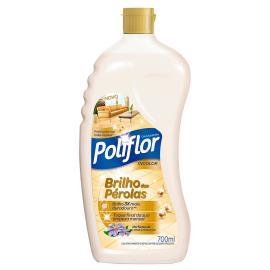 Cera Poliflor incolor brilho das pérolas incolor 700 ml