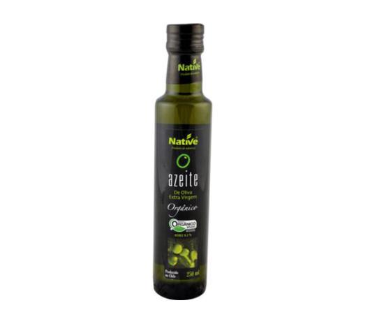 Azeite de oliva Native Olive extra virgem orgânico 250ml - Imagem em destaque