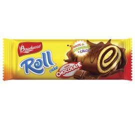 Bolinho Bauducco roll cake chocolate 38g