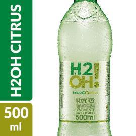 REFRIGERANTE H2OH! CITRUS 500 ML GARRAFA