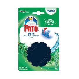 Detergente sanitário 4 em 1 pinho Pato 48g