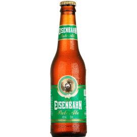 Cerveja Eisenbahn pale ale long neck 355ml
