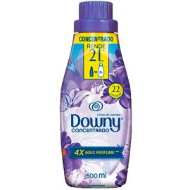 Amaciante Downy concentrado lírio do campo 500ml