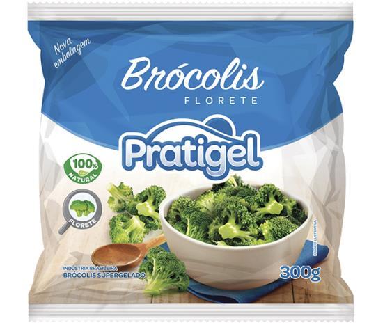 Brócolis Congelado Pratigel 300g - Imagem em destaque
