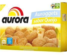 Empanado Aurora Auroggets Sabor Queijo 300g