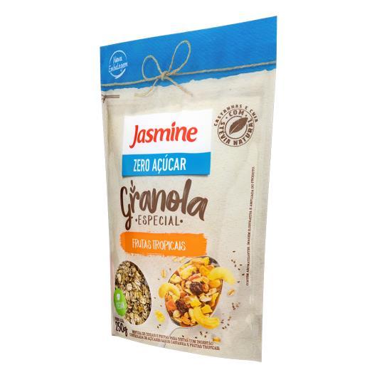 Granola Jasmine zero açúcar frutas tropicais 250g - Imagem em destaque