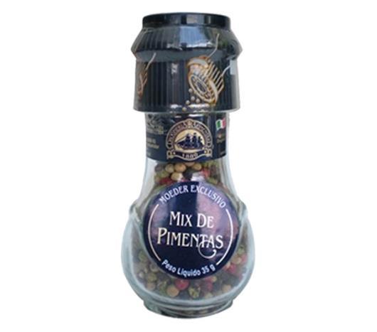 Moedor mix  de pimentas  Mr. Man  35 g - Imagem em destaque