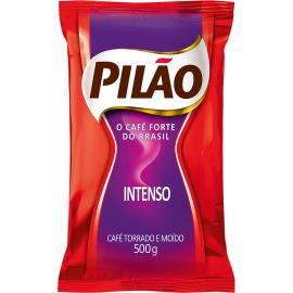 Café Pilão intenso 500g