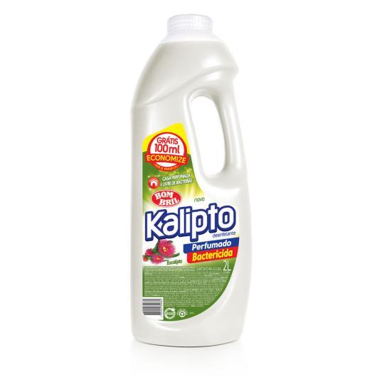 Desinfetante Kalipto Eucalipto Gratis 100ml 2l - Imagem em destaque