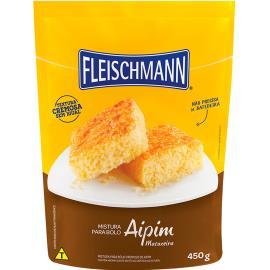 Mistura para bolo Fleischmann sabor aipim 450g
