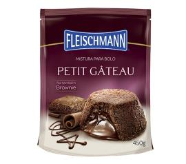 Mistura para bolo Fleischmann petit gateau 450g