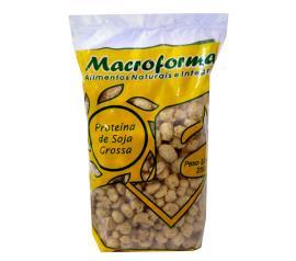 Proteína de soja grossa Macroforma 250g