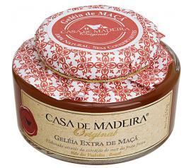 Geleia Casa Madeira extra de maçã 250g