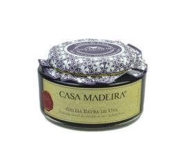 Geleia Casa Madeira extra de uva 250g