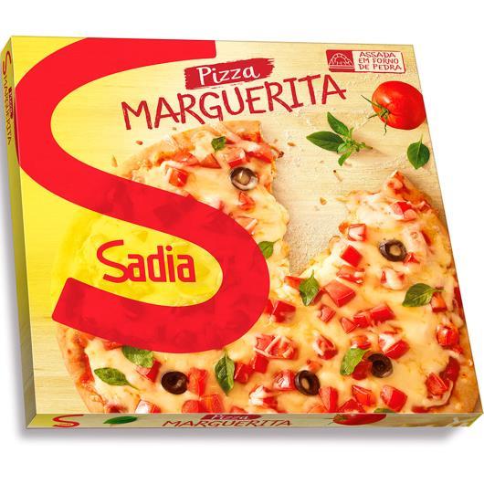 Pizza congelada Sadia de marguerita 460g - Imagem em destaque