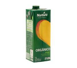 Suco orgânico Native sabor manga orgânico 1L