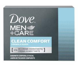 Sabonete em Barra Dove Men Care Clean Comfort 90g