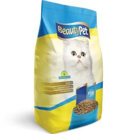Alimento para gatos pet adulto sabor peixe 500g