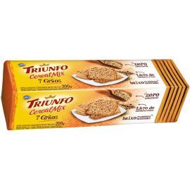 Biscoito Triunfo mix cereais 7 grãos 200g