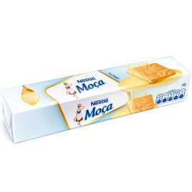 Biscoito Moça recheado de leite condensado 140g