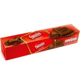 Biscoito Nestlé recheado de chocolate classic 140g