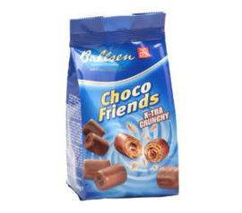Wafer Bahlsen choco friends ao leite 100g