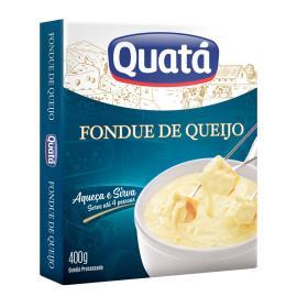 Fondue de queijo Quatá 400g