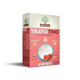 Mistura de flocos integral Trato Trio 200g