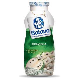 Bebida láctea graviola Batavo 180 g