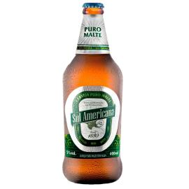 Cerveja Sul Americana Puro Malte 600ml