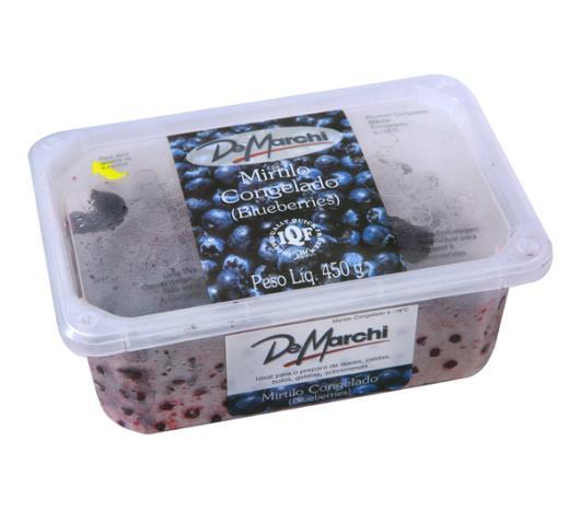 Mirtilo congelado De Marchi 450g - Imagem em destaque