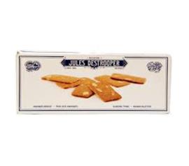 Biscoito Jules Destrooper Amanteigado com Amendas 100g