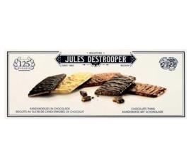 Biscoito Jules Destroit com Cobertura de Chocolate  100g