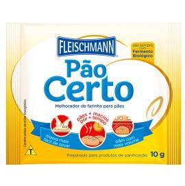 Melhorador de Farinha Pão Certo Fleischmann 10g