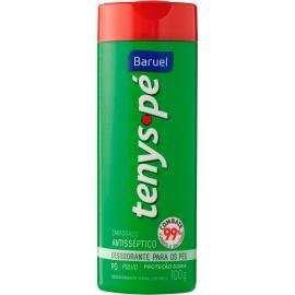Desodorante Tenys Pé Pó Canforado 100g