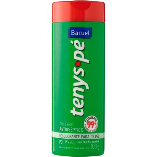 Desodorante Tenys Pé Pó Canforado 100g - Imagem em destaque