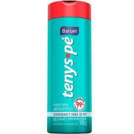 Desodorante em pó Tenys pé Menta Fresh 100g