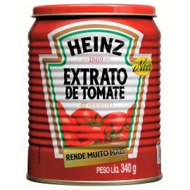 Extrato de Tomate Heinz 340g
