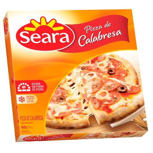 Pizza Seara calabresa 460g - Imagem em destaque