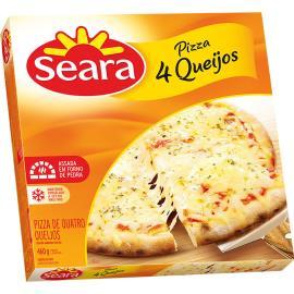 Pizza Seara 4 Queijos 460g